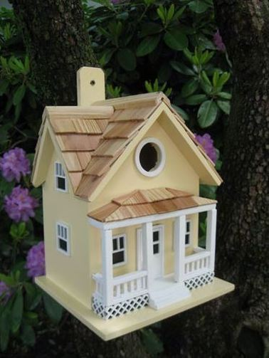 Honeymoon Cottage Bird House