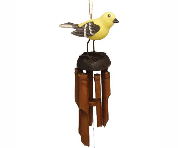 Bamboo Chime Goldfinch